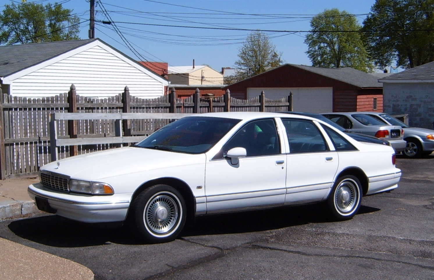 Curbside Classic: 1994 Chevrolet Caprice Classic LS – Last Of The Best