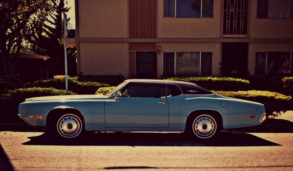 Curbside Classic 1970 Ford Thunderbird Sportsback What