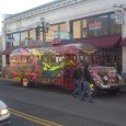 (first posted 5/12/2012)  Here's Eugene's most famous bus, Further. It's not the original 1939 Further, the prototype of all hippie buses and the one that Ken Kesey and The […]
