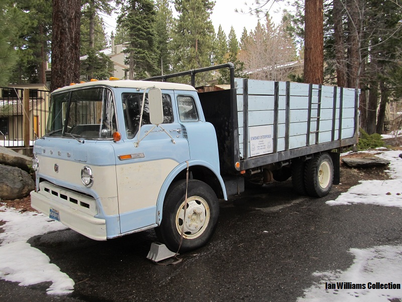 Ford C-Series: Photo gallery, complete information about model ...