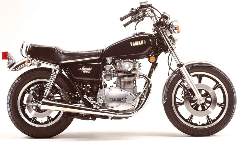 XS650-special Xs Wiring Diagram on