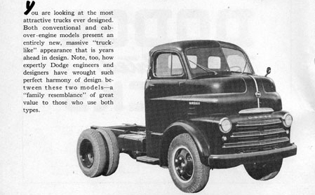 dodge truck models by year