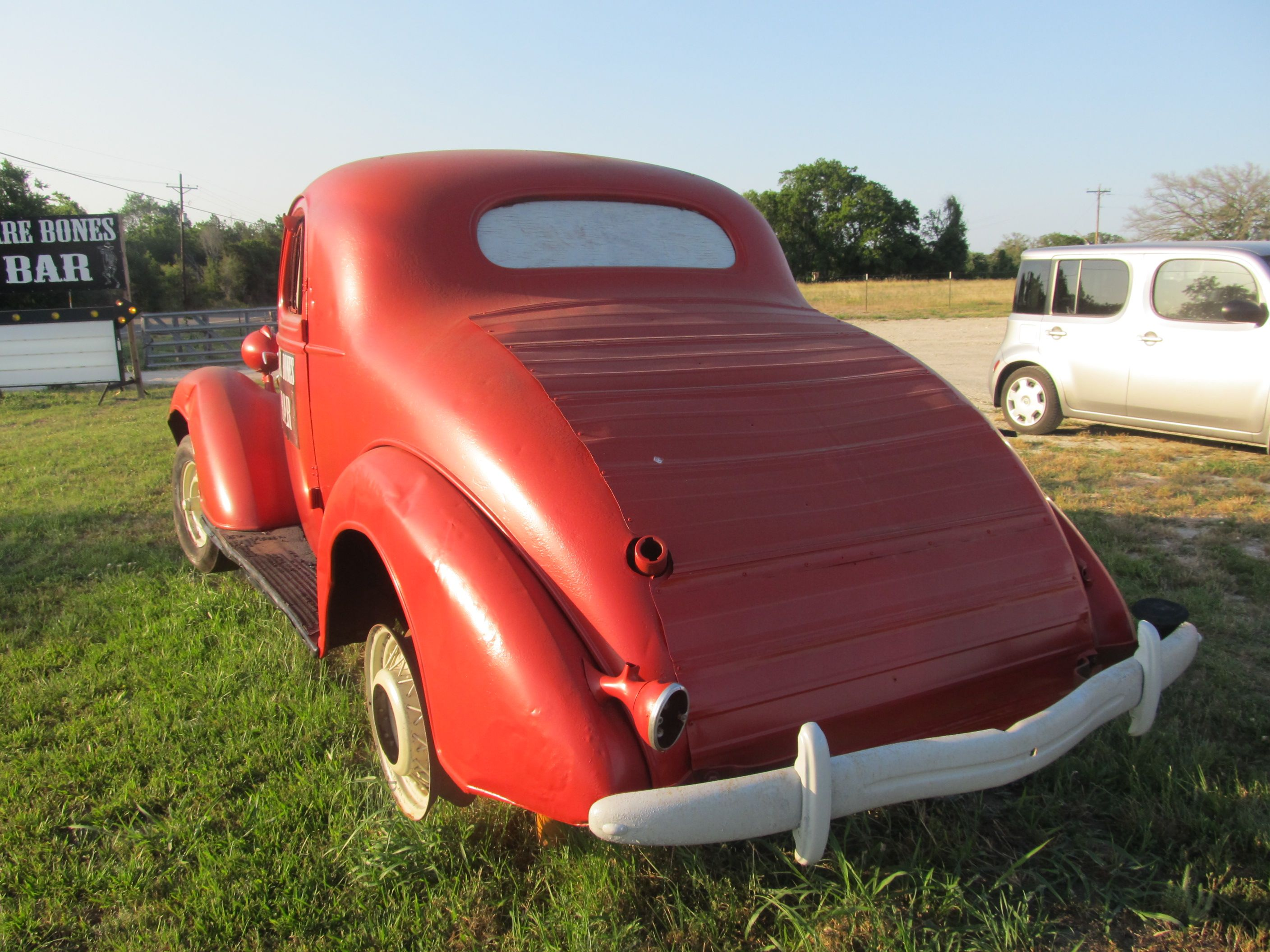Curbside Classic: 1935 Chevrolet Master Deluxe – Bare Bones