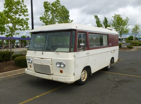 Curbside Classic: 1963 Clark Cortez Motorhome – The Revolutionary