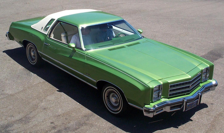 My Curbside Classic 1976 Chevrolet Monte Carlo Landau