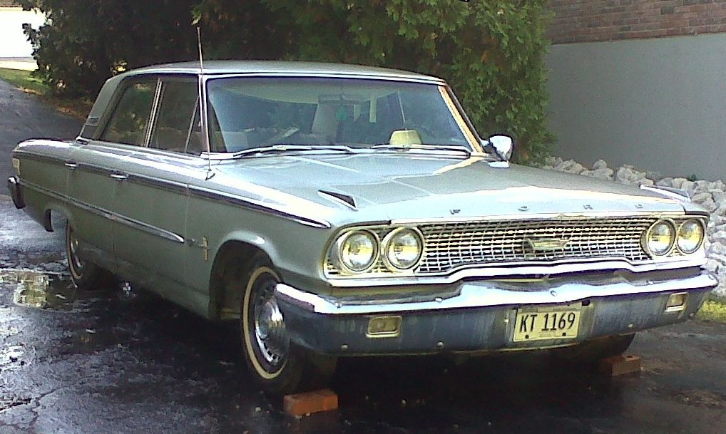 my 1963 ford galaxie 500 part 1. Black Bedroom Furniture Sets. Home Design Ideas