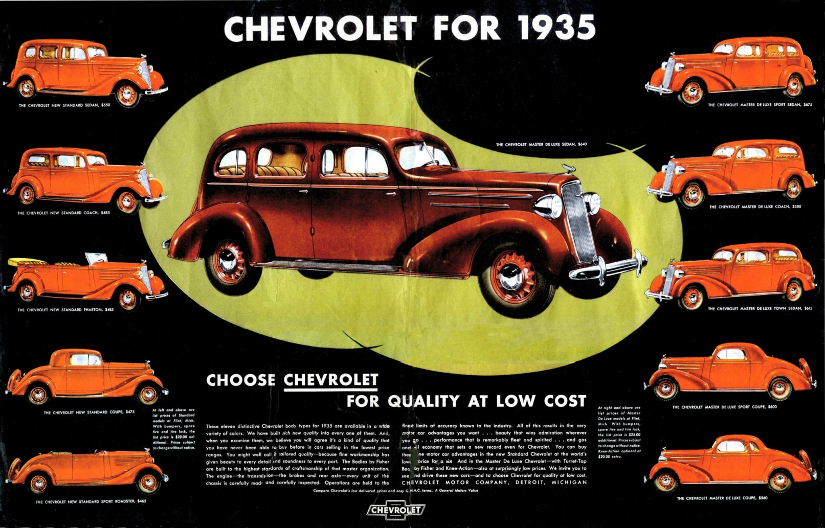 Curbside Classic: 1935 Chevrolet Master Deluxe – Bare Bones Bar Sign