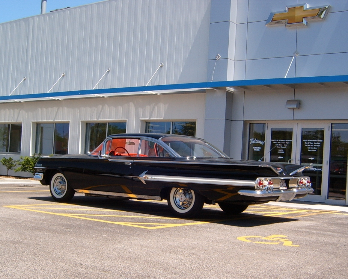 Curbside Classic: 1960 Chevrolet Impala – Gullwing, Take Two