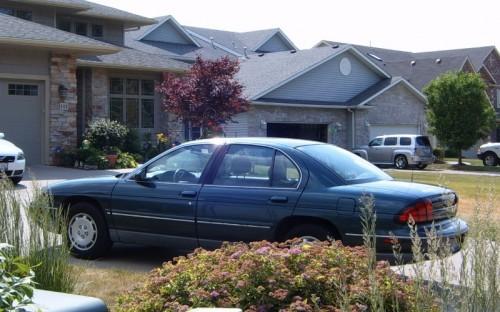 Curbside Classic 1995 Chevrolet Lumina Ls I Fought The
