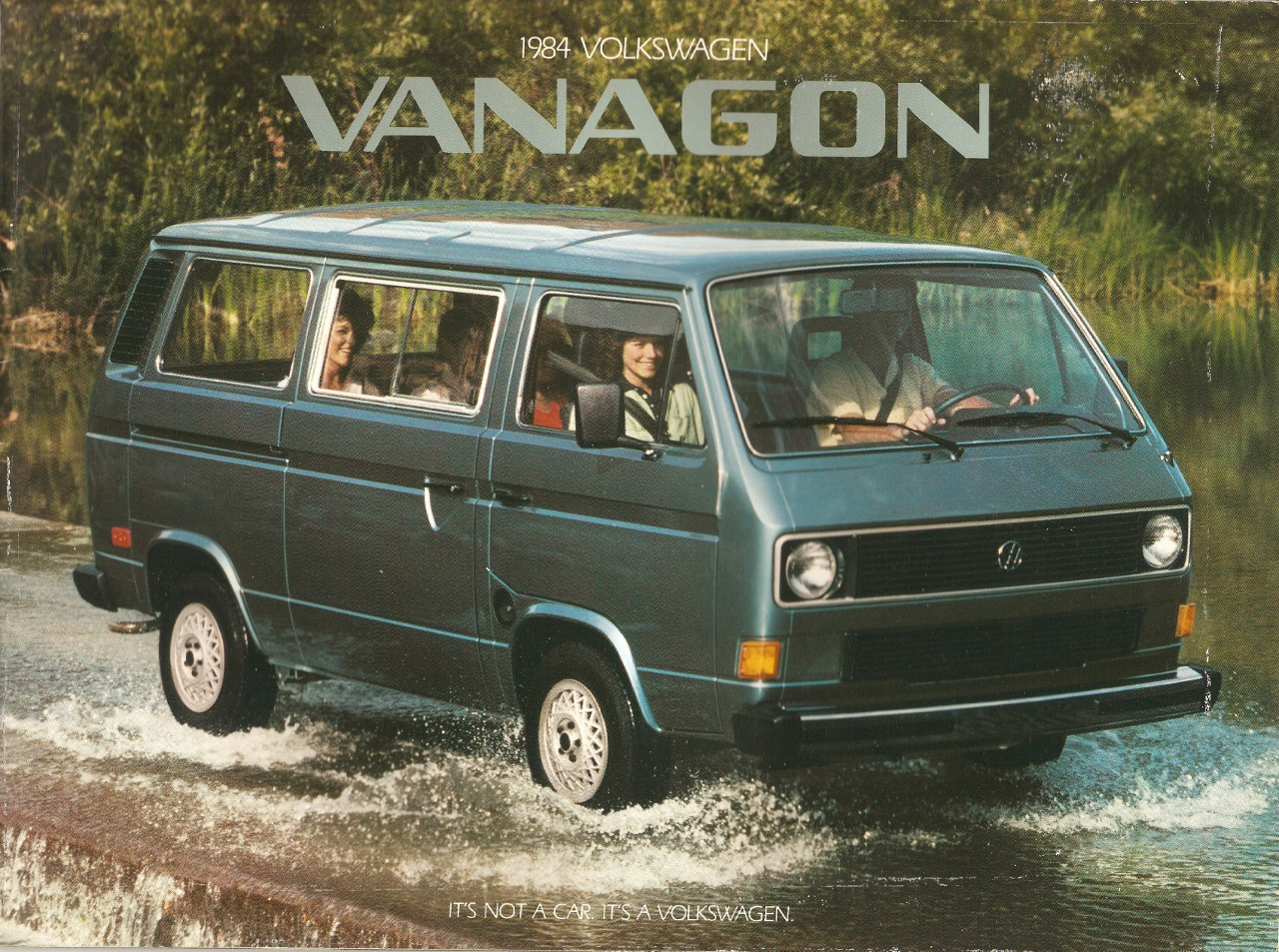 Volkswagen bus vanagon take a look volkswagon new interior run and - Early Versions Of The Vanagon