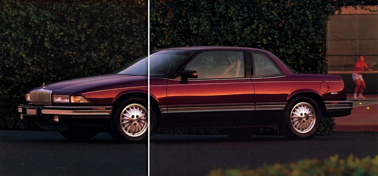 Curbside Classic: 1996 Buick Regal Olympic Edition – Go ...