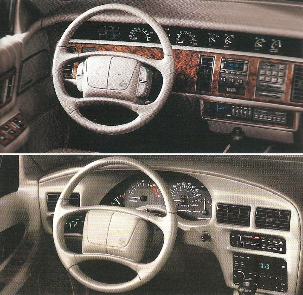 Curbside Classic: 1996 Buick Regal Olympic Edition
