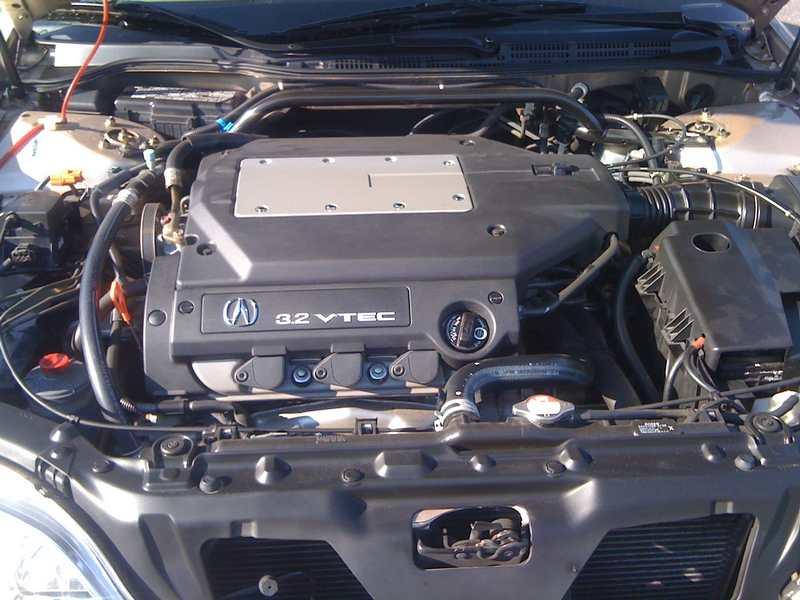 COAL My Acura TL A Modern Day QShip - 2000 acura tl engine