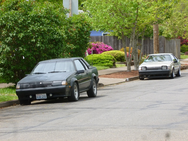 curbside classics 1982 1985 toyota celica coupe and liftback