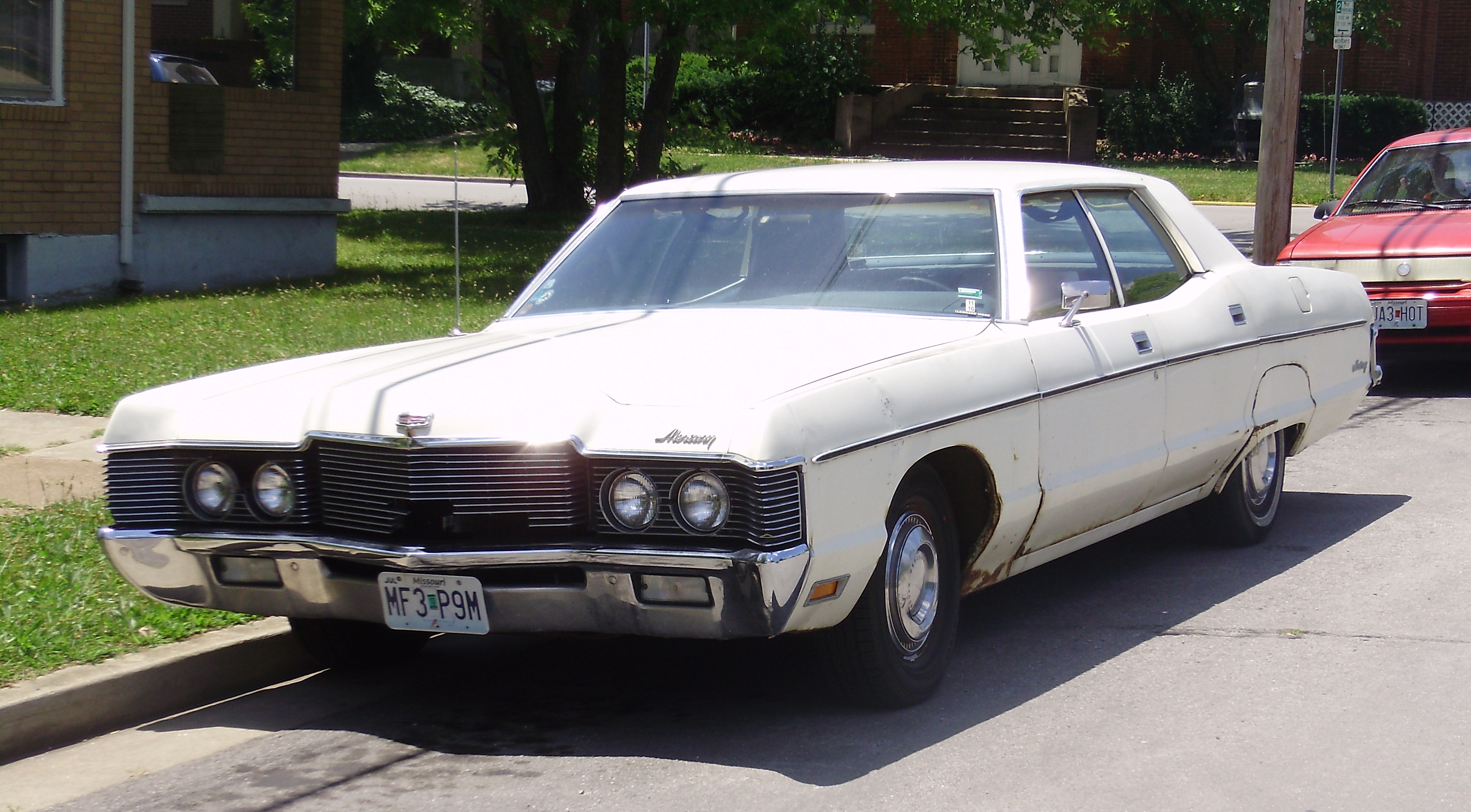 Curbside Classic: 1971 Mercury Monterey – You Could Have Had A Marquis