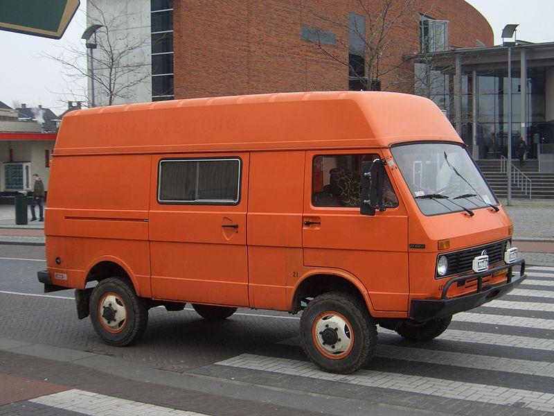 Curbside Classic: 1990 VW LT 4×4 Westfalia Camper – The