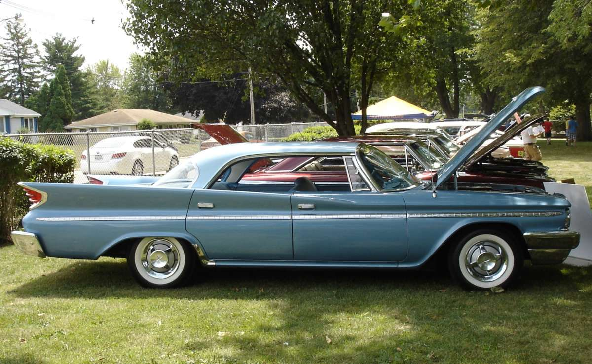 Car Show Classic Vintage Iron In The Hog Capitol Of The World