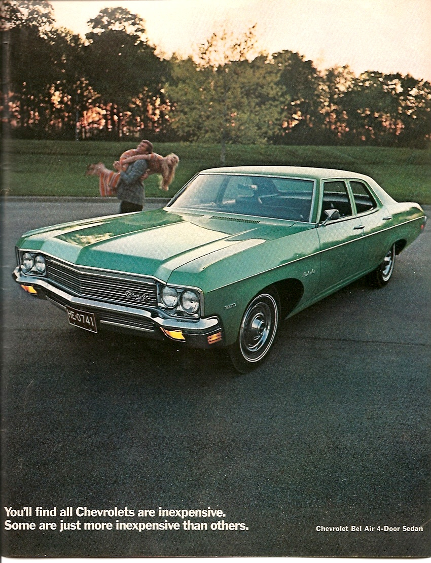 Curbside Classic: 1970 Chevrolet Caprice – Iris and Albert Make a ...