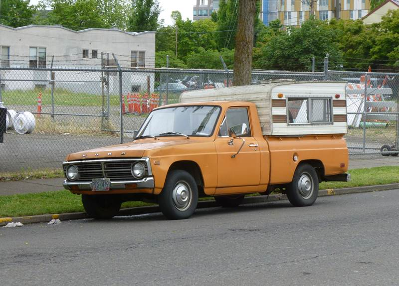 curbside classic 1976 ford courier \u2013 the second toughest old mini Ford Courier Pickup Truck curbside classic 1976 ford courier \u2013 the second toughest old mini pickup?