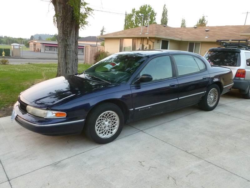 Cc Outtake Chrysler Lhs A Beater