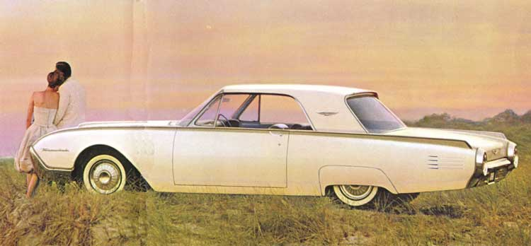 & Curbside Classic: 1963 Thunderbird Landau u2013 The American Dream Car markmcfarlin.com