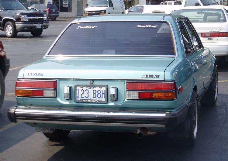 cc capsule 1980 honda accord soichiro would be proud rh curbsideclassic com Honda Gear Shift Linkage Honda B18 Shift Linkage
