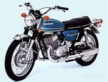 Sunday Salon: Suzuki T500 – The Best Bike (Almost) Nobody