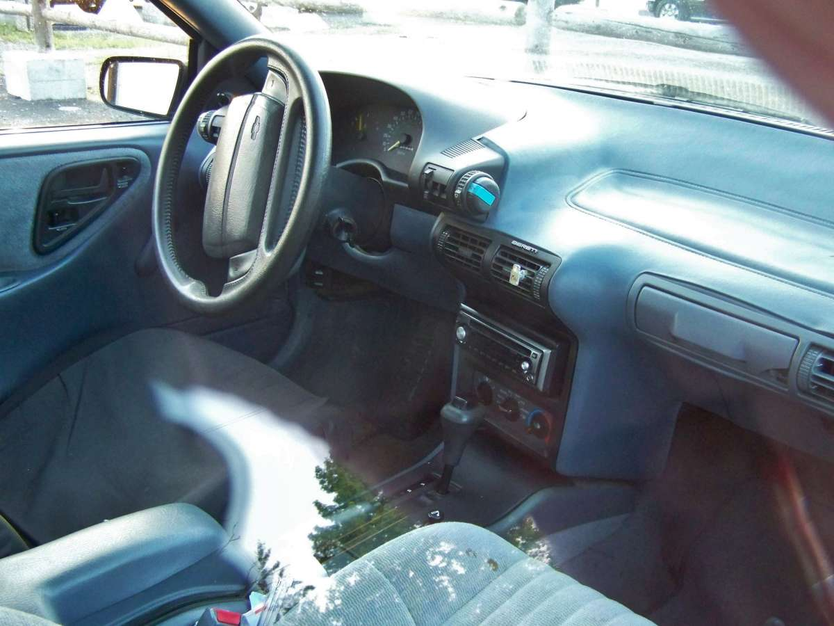 Curbside classic 1996 chevrolet beretta a dash of sportiness aaa sciox Images