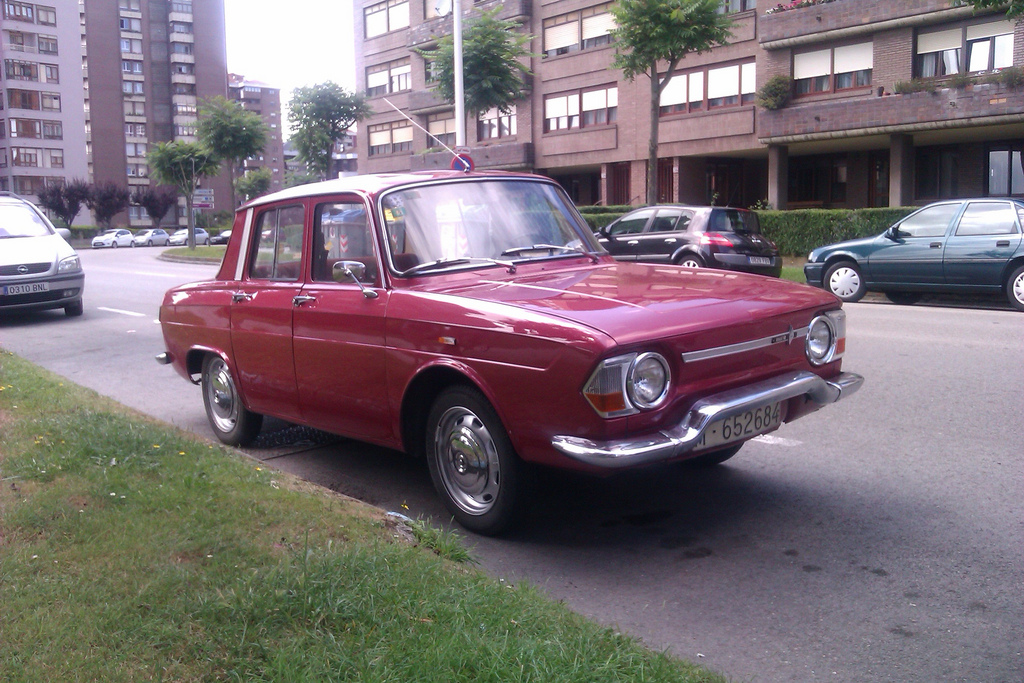 Curbside Classic Renault R10 When Being A Better