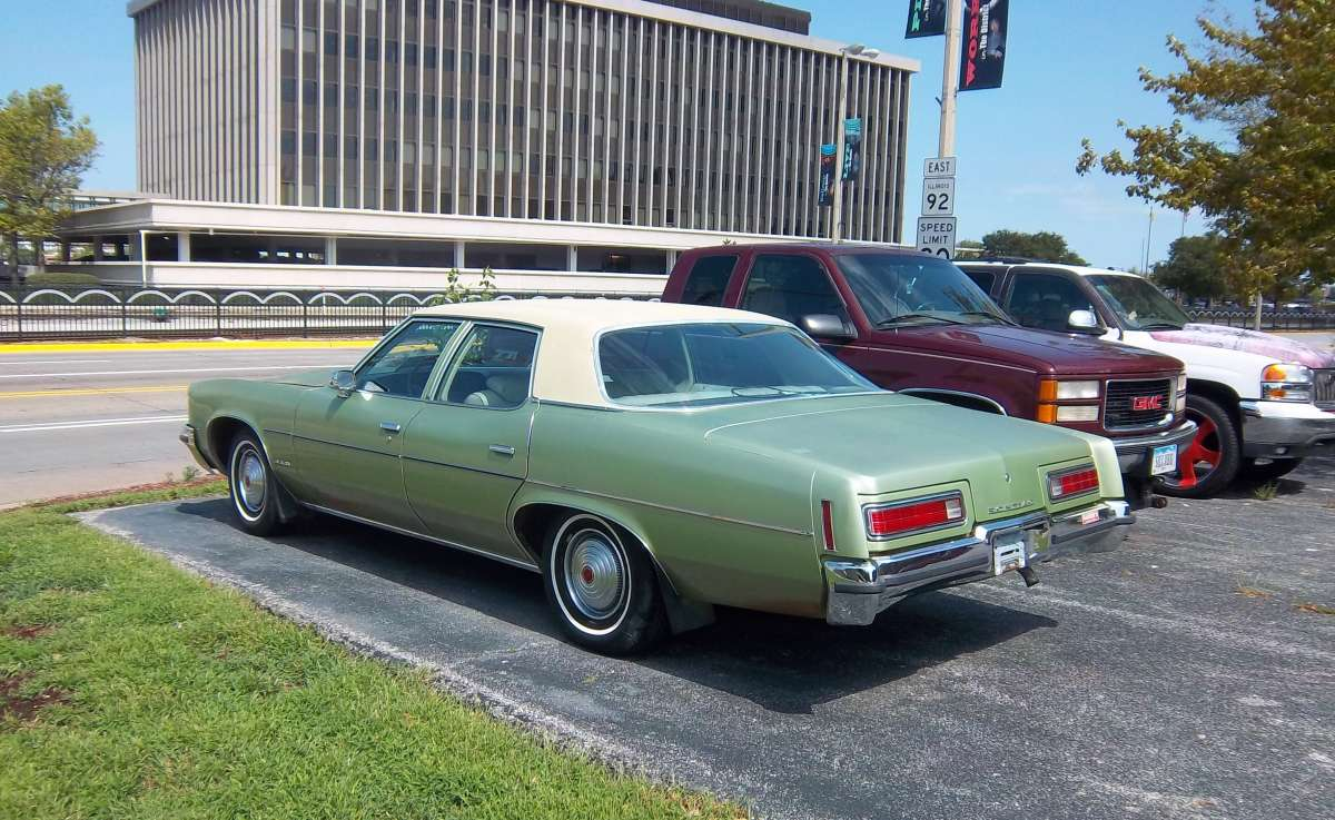 Curbside Classic 1972 Pontiac Catalina Getting More For