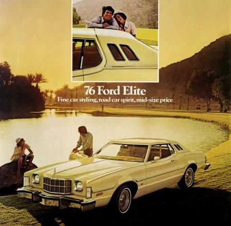 76 Ford Elite