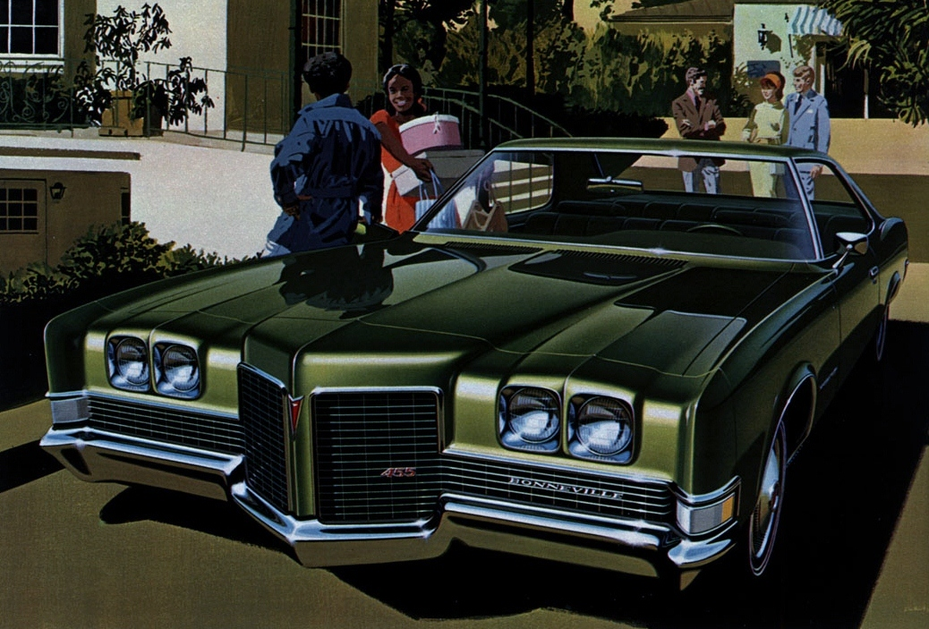 Curbside Classic: 1972 Pontiac Catalina – Getting More For Your Dollar