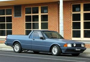 Curbside Classic: Australian Ford Falcon XC GT 351 Ute