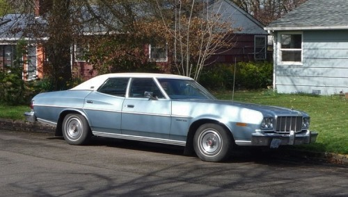 Curbside Classic: 1975 Ford Gran Torino – Isolation Chamber