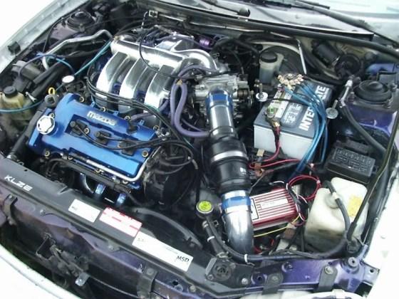 Mazda Klze