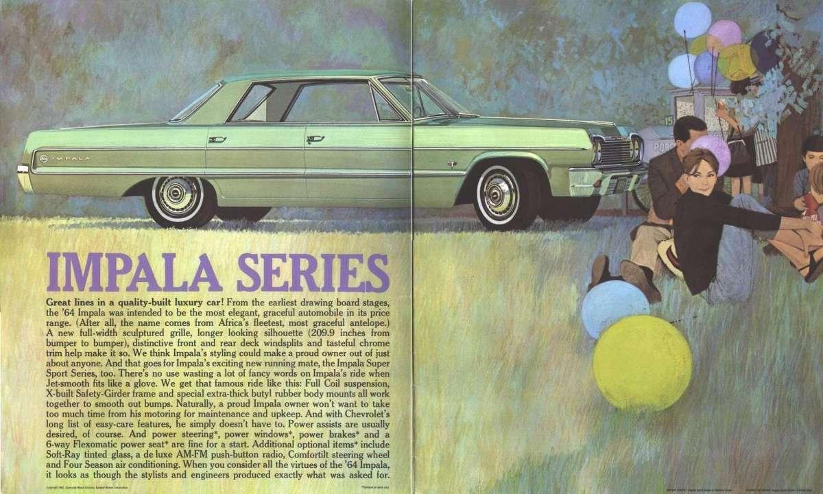 Kelebihan Kekurangan Chevrolet Impala 64 Murah Berkualitas