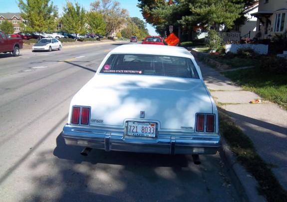 Curbside Classic: 1986 Oldsmobile Cutlass Supreme Brougham