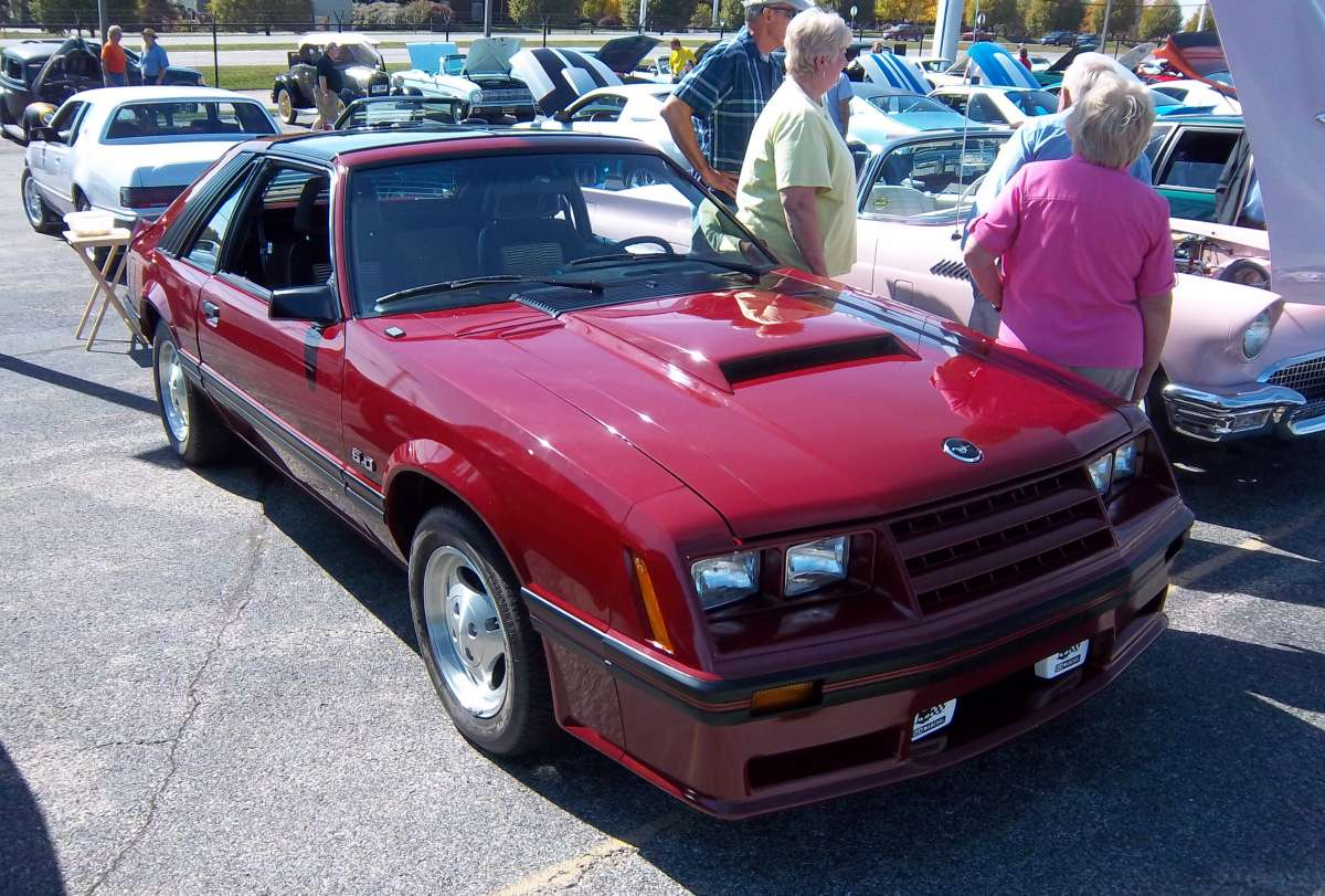 1982 Mustang Gt >> Car Show Classic 1982 Ford Mustang Gt Welcome Back