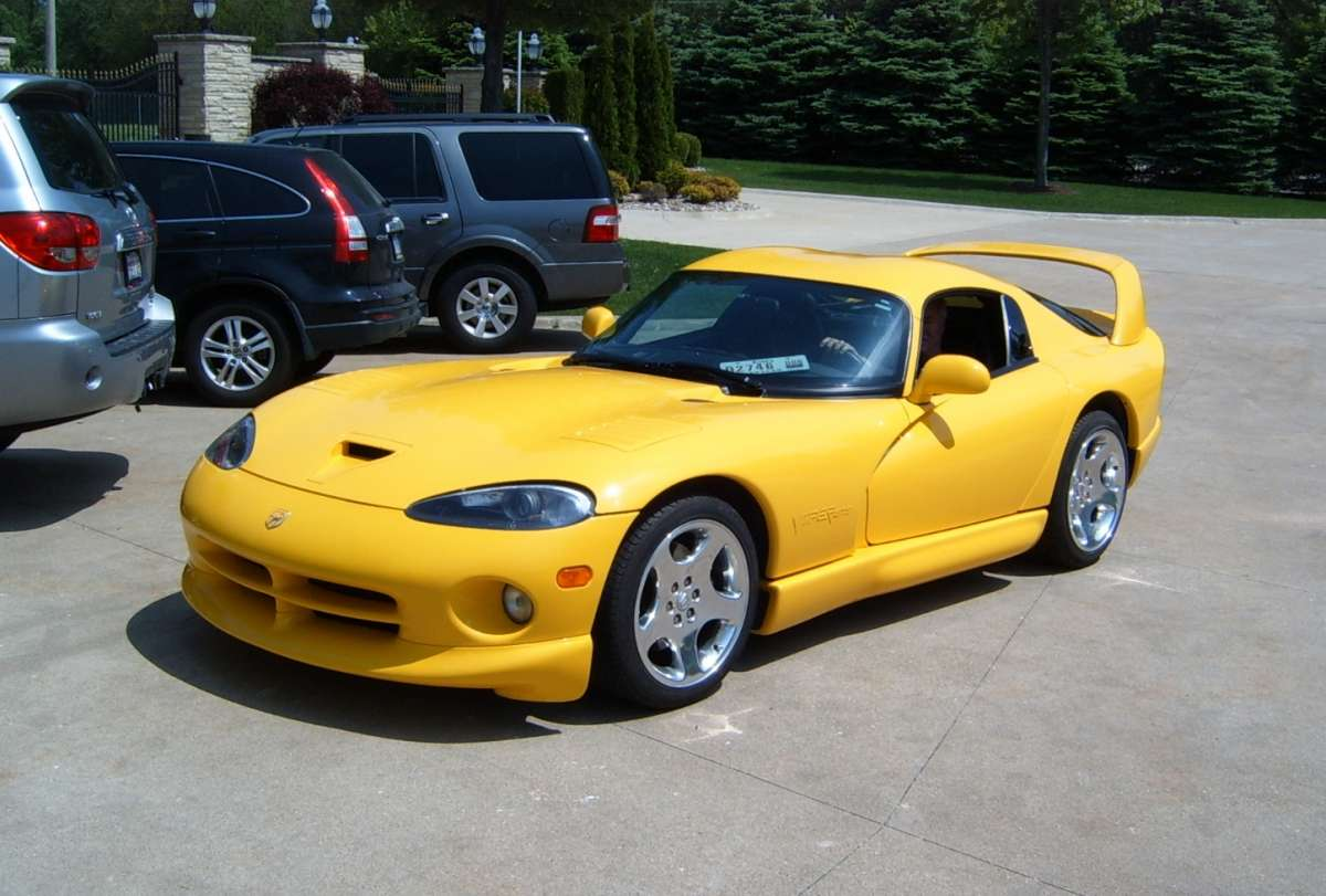Mom's Ex-Curbside Classic: 2001 Dodge Viper GTS – Yes, You Heard ...