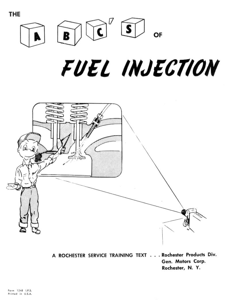 Automotive History 1957 Chevrolet Fuel Injected 283 V8 Ahead Of Cigar Lighter Wiring Diagram For 1959 Studebaker Truck Injection 01