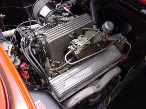 Automotive History: 1957 Chevrolet FuelInjected 283 V8