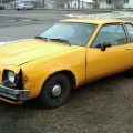 Curbside classic 1979 chevrolet monza coupe vega ii or mustang