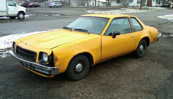Curbside Classic 1979 Chevrolet Monza Coupe Vega Ii Or Mustang Too Curbside Classic