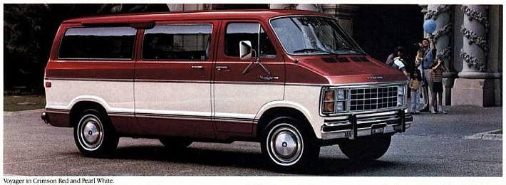 : 1979 Dodge Dodge Van in Old School, 2003