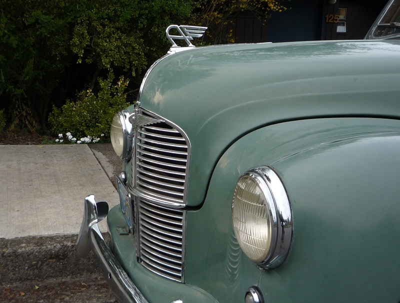 Curbside Classic: 1951 Austin A40 Devon – The Best-Selling Import Of ...