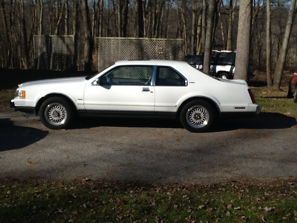 CC For Sale: 1990 Lincoln Mark VII LSC With 16k Miles – What\'s It ...