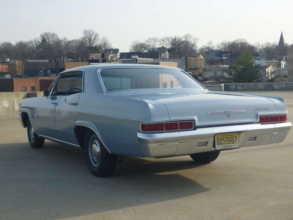 My Curbside Classic 1966 Chevrolet Impala It Was Grandpas Car Bel Air Conv
