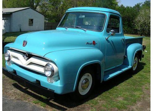 1955 F100 Generic