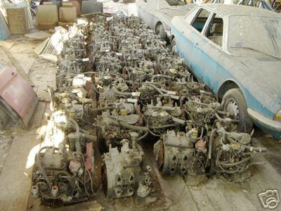 NSU ro80 engines