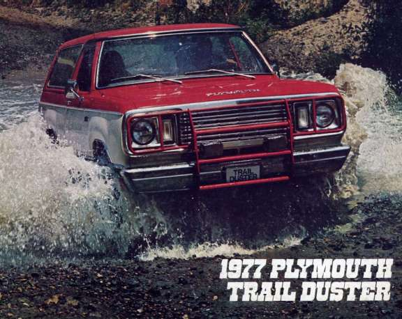 Plymouth Trail Duster 1977 -01